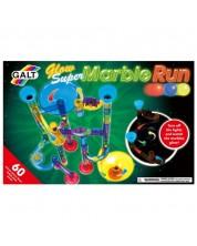 Super pista Galt Glow Super Marble run - Cu bile luminoase -1