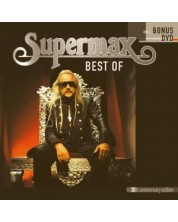 Supermax - BEST of (CD + DVD)