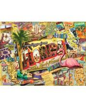 Puzzle SunsOut de 1000 piese - Ward Thacker Studio, Florida