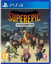 SuperEpic: The Entertainment War (PS4)