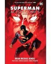 Superman Action Comics Vol. 1 Invisible Mafia