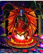 Puzzle SunsOut de 1000 piese - Ed Beard Jr., Birth of a Fire Dragon