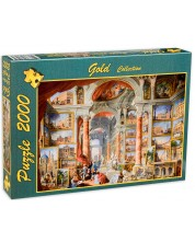 Puzzle Gold Puzzle de 2000 piese - Roma contemporana