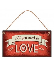 Placuta - All you need is love -1
