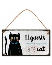 Placuta - All guest must be approved by the cat -1