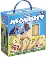 Joc de petrecere Tactic - Molkky, popice scandinave, pentru joaca in aer liber