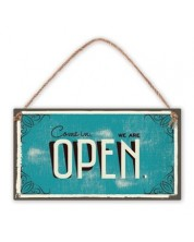 Placuta - Come in. We're open -1