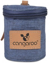 Gentuta termica pentru suzete si inele gingivale Cangaroo - Celio, albastra -1