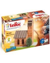 Set de constructie creativ Teifoc - Biserica -1