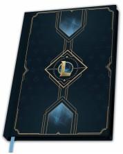 Agenda ABYstyle Games: League of Legends - Hextech Logo, A5