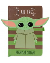 Agenda Pyramid Television:  The Mandalorian - I'm All Ears, verde