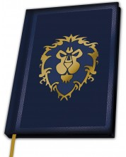 Agenda ABYstyle Games: World of Warcraft - Alliance Symbol, format A5