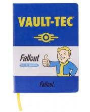 Agenda  Gaya Games: Fallout - Vault-Tec