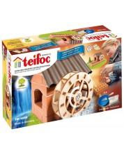 Set de constructie creativ Teifoc - Moara de apa -1