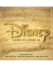 The Royal Philharmonic Orchestra - Disney Goes Classical (CD)