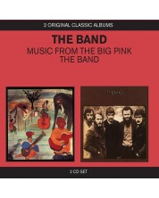 The Band - Classic Albums - Music From Big Pink / The Band (2 CD)