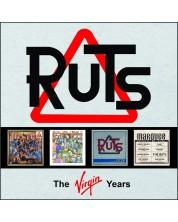 The Ruts - The Virgin Years (4 CD)