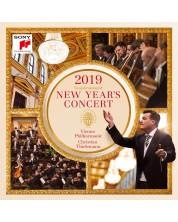 Thielemann, Christian & Wiener Philharmo - New Year's Concert 2019 / Neujahrskonzer (CD)