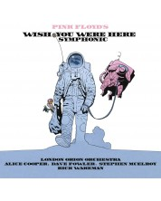 The London Orion ORCHESTRA - Pink Floyd's Wish You Were Here Symphonic - (CD)