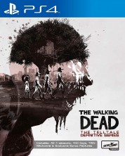 Telltales The Walking Dead: the Definitive Series (PS4)
