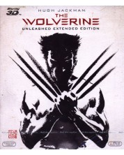 The Wolverine (3D Blu-ray)