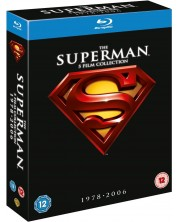 The Superman 5 Film Collection 1978-2006 (Blu-ray)