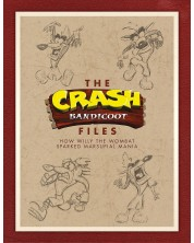 The Crash Bandicoot Files: How Willy the Wombat Sparked Marsupial Mania (Hardcover)
