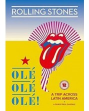 The Rolling Stones - Olé Olé Olé! - A Trip Across Latin America (DVD)
