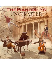 The Piano Guys- Uncharted (CD)