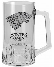 Halba ABYstyle Television: Game of Thrones - Stark (Winter is Coming)