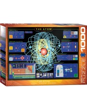 Puzzle Eurographics de 1000 piese - Atomul -1