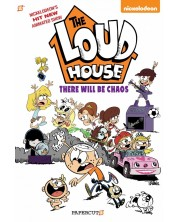 The Loud House, Vol. 1: There Will Be Chaos