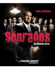 The Sopranos Season 1-6 (Blu-ray)