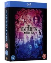 The Tim Burton Collection - 8 Movies (Blu-Ray)