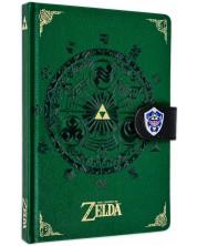 Agenda Pyramid - The Legend of Zelda, format A5 -1