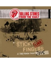 The Rolling Stones - Sticky Fingers Live At The Fonda Theatre (DVD)