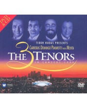 The 3 Tenors In Concert - Los Angeles 1994 (CD+DVD)