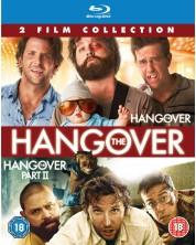 The Hangover 1 & 2 (Blu-Ray)