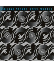 The Rolling Stones - Steel Wheels (CD)