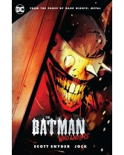 The Batman Who Laughs (Hardcover)