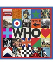 The Who - Who (Deluxe CD)