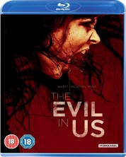 The Evil in Us (Blu-ray)