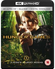 The Hunger Games (Blu-ray 4K)