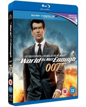 The World Is Not Enough (Blu-Ray)