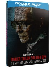 Tinker,Tailor, Soldier, Spy Steelbook (DVD+Blu-Ray)