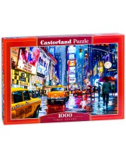 Puzzle Castorland de 1000 piese - Times Square, New York
