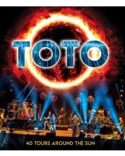 Toto- 40 Tours Around the Sun (Blu-Ray)