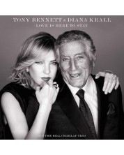 Tonny Bennett and Diana Krall - Love Is Here To Stay (CD)
