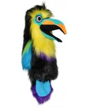 Papusa de mana The Puppet Company - Pasari mari, Toucan, colorat