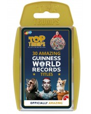 Joc cu carti Top Trumps - Guinness World Records